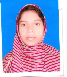 Mst. Fatema Khatun Hena