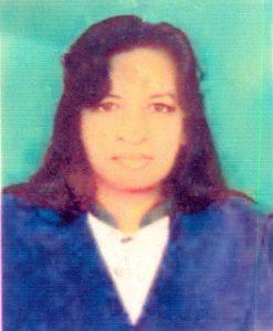 Zakia Begum